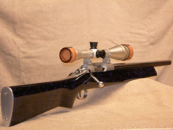 LV Benchrest Rifle 6PPC