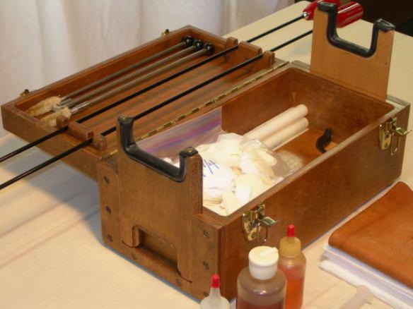 Assembled box/ cradle